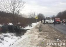 Két gyermek is megsérült egy balesetben Munkács közelében