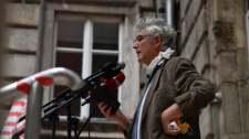 Elismerte Upor László, hogy betanították az egyetemfoglalást