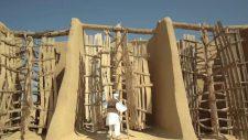 1000 éves szélmalmok vannak Iránban, amelyek még mindig működnek