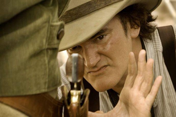 Tarantino mégis leforgatja a kiszivárgott westernt