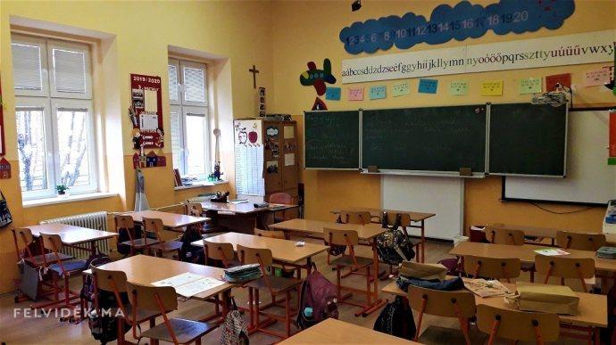 Hétfőtől nyitnak az óvodák és az alapiskolák alsó tagozatai
