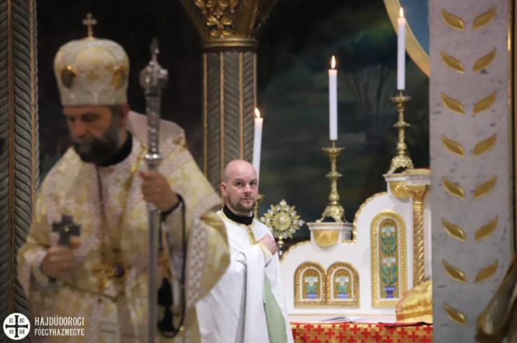Emberhalásszá lett – Papszentelést ünnepeltek Debrecenben