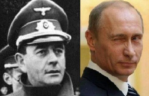 Putyin hidat akar építeni a Kercsi-szorosra Albert Speer tervei alapján