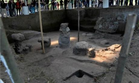 4000 éves várost fedezték fel Quito mellett
