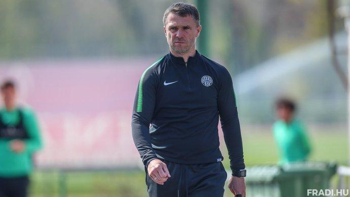 Rebrov még nem ismerte ki a DVTK új vezetőedzőjét