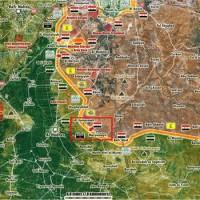 Hadi helyzet Aleppo tartomány déli részén
