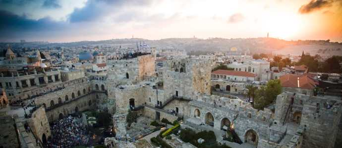 Jeruzsálem, a zsidó nép egyáltalában nem örök fővárosa
