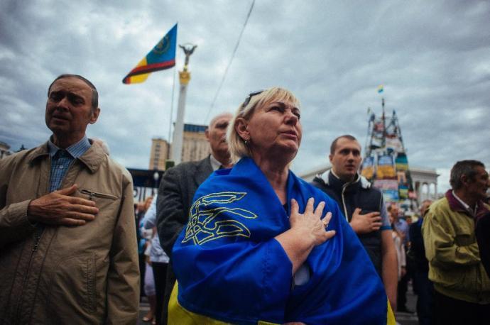 Ukrajna gyászba borult