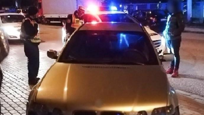 Drasztikus éjszakai autós razzia Budapesten