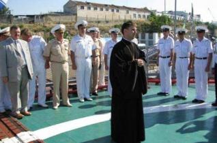 A Krím-félszigeten elraboltak egy görögkatolikus papot