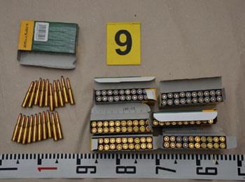 Illegálisan birtokolt fegyvereket akartak értékesíteni