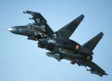 Orosz harci repülőgépek miatt felszálltak a brit vadászok
