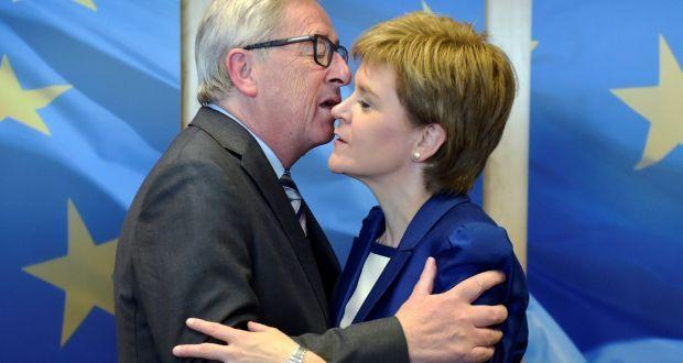 Korábban a britektől, most az EU-tól nem akar elszakadni Skócia: újabb függetlenségi népszavazásra készülnek