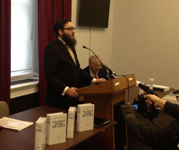 A kormány által a magyar adófizetők pénzéből nyújtott támogatás még a zsidó gárda amerikai haknizásait is fedezi