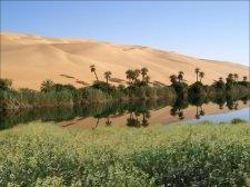 Zerzura: Az ősi elveszett szaharai oázis, amit fekete óriások őriztek