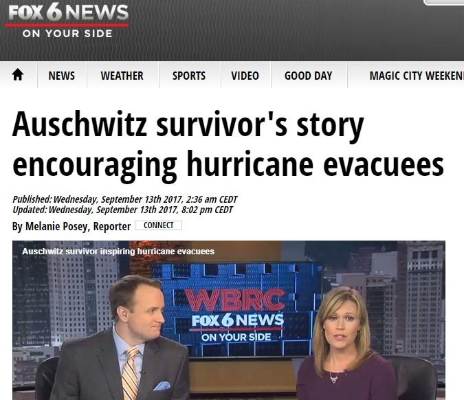 Amerikában a hurrikántúlélőktől is megvédték a holomítosz egyediségét: Irma semmi Ausvicchez képest!