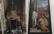 Fekete-Afrikából érkezett migráns gyújtotta fel a nantes-i katedrálist