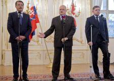Gašparovič szerint Ukrajnában nemzetközi jogot sértettek
