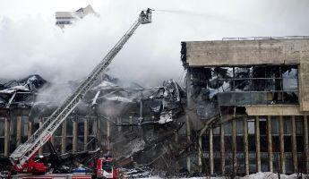 Tűzvész az egyetemi könyvtárban, kulturális Csernobilt emlegetnek