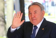 Lemondott Nurszultan Nazarbajev Kazakisztán elnöke