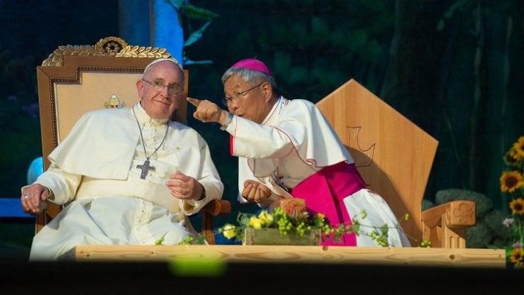 A dél-koreai Lazarus Jo Hungszik püspök lett a Papi Kongregáció új prefektusa