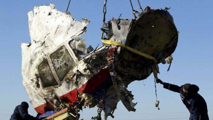 Az oroszok szerint az ukrán hadsereg lőtte le az MH17-es maláj gépet