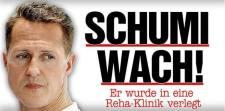Schumacher felébredt, elhagyhatta a kórházat – hivatalos