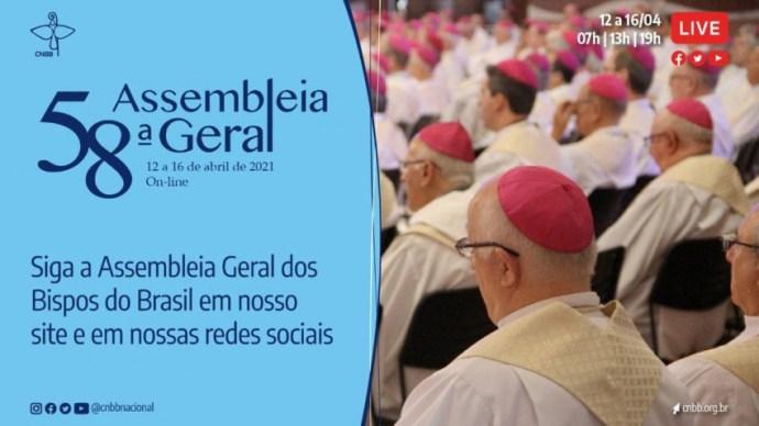 Őrizzétek az egységet! – Ferenc pápa videoüzenetet küldött a brazil püspökök közgyűlésének
