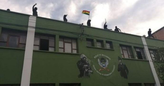 Három település rendőri egységei lázadtak fel a hatalom ellen