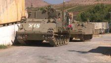 Az izraeli katonák elmenekültek a Hezbollah által megtámadott bázisról