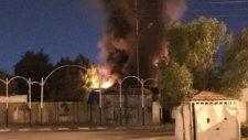 Megtámadták az iraki Hezbollah irodáját