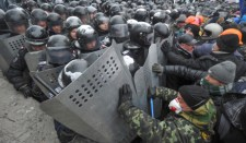 Az ukrajnai tiltakozóakciókat az USA és az EU koordinálta