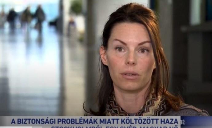 """Újabb fordulat: már 2016 óta lakást bérelt Budapesten a Svédországból """"hazamenekült"""" nő"""
