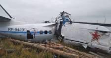 Lezuhant egy L-410-es repülőgép Tatárföldön, többen meghaltak
