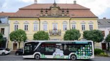 Öt zöld buszt kap Veszprém