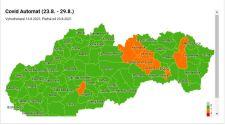 Covid-automata: Továbbra is zöld besorolásúak a magyarlakta járások