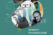 Megjelent a Nemzeti Évfordulóink sorozat legújabb kötete