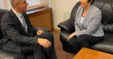 Nemény András, Szombathely MSZP-s polgármestere beállt Dobrev Klára mögé