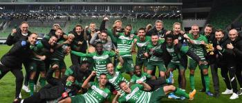 Nulla nulla, de hatalmas diadal: BL-csoportkörös a Ferencváros!