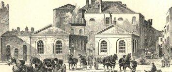 A tragikus nap, amikor önkiszolgáló kocsmává változtak London sörcunami pusztította utcái