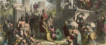 Szárazföldi és tengeri birodalmat hoztak létre a Rómát kifosztó vandálok
