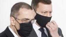 Maroš Žilinka főügyész fegyelmi eljárást kezdeményezett Daniel Lipšic speciális ügyész ellen