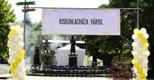 Kiskunlacháza csaknem 150 év múltán újra városi rangot kapott