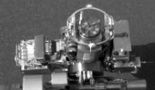 Furcsa objektumot találtak a marsjáró közelében