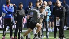 Magyar amerikaifutballista az NFL londoni felmérőjén