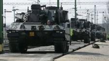 Húsvét után elhagyják Magyarországot a Holland Királyi Hadsereg egységei