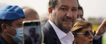 Megkezdődött Salvini pere, kötelességmulasztással és emberrablással vádolják