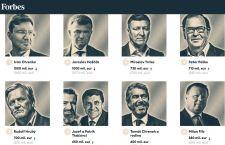 Itt az új Forbes-lista! Világi Oszkár (hivatalosan) nincs Szlovákia leggazdagabb emberei között