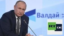 Putyin a nyugati genderőrületről: aki ki meri mondani, hogy férfiak és nők még mindig léteznek, azt kiközösítik