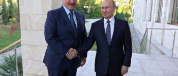 Putyin-Lukasenka találkozó margójára: Moszkva kettős játékot űz